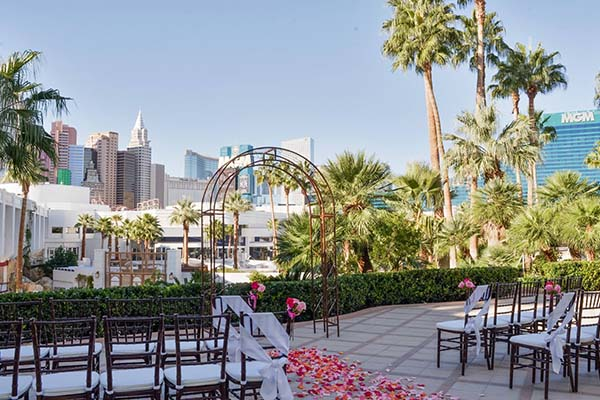 Tropical Wedding Venues in Las Vegas - Perfect for Outdoor ...