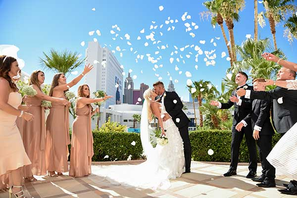 Which las vegas wedding venue is best for you tropicana lv weddings best las vegas wedding venue with outdoor weddings junglespirit Images