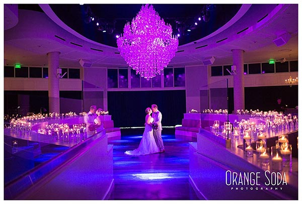 Las Vegas Wedding Reception Tropicana LV Weddings